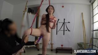 Hard suspencion and Female orgasm